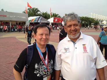 Malaysia - Formula 1 _Sepang International Circuit,