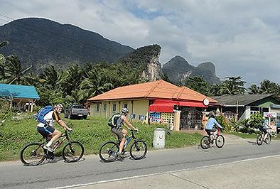 Bike Tours Thailand