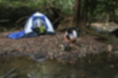 Camping Khao Sok