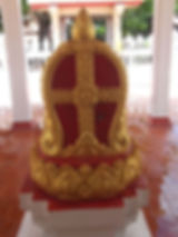 วัดเสาธงทอง(พระอารามหลวง)จังหวัดลพบุรี