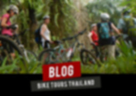 Phuket mountain bike