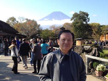 Japan - Oshino - Fujiyoshida - Narusawa - Yamanashi,