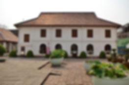 หมู่ตึกพระประเทียบ