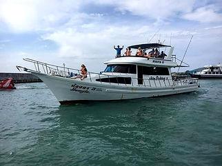 Private Fishing Charter Phuket