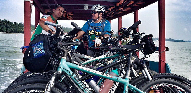THE FOUNDER : ACTION HOLIDAYS & BIKE TOURS THAILAND
