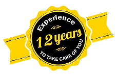Eeperience 12 Years to take care you