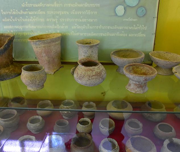 แหล่งโบราณคดีเมืองพรหมทิน  พิพิธภัณฑ์ชุมชนบ้านพรหมทินใต้  แหล่งเรียนรู้ใหม่ของจังหวัดลพบุรี