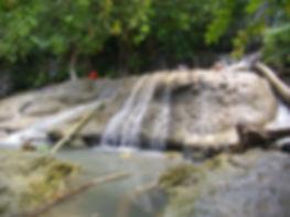 น้ำตกสวนมะเดื่อจังหวัดลพบุรี