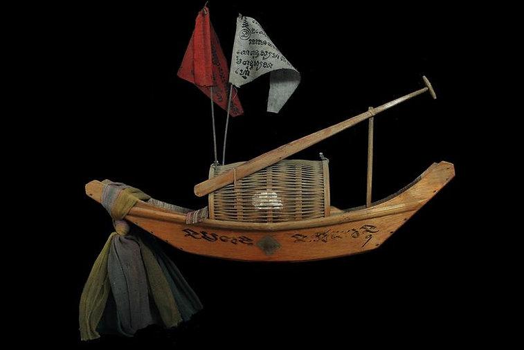 เศรษฐีเรือทอง พิธียกเรือแม่ตะเคียนวัดพุน้อย