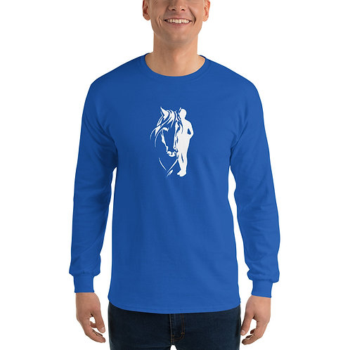 H.E.L.P. Men's Long Sleeve Shirt