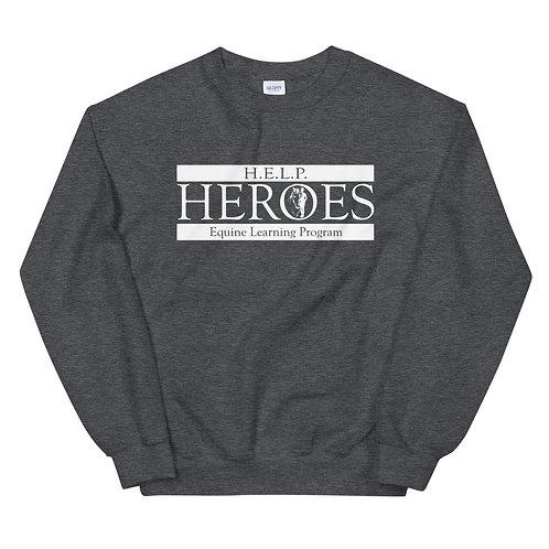 HEROES - Unisex Sweatshirt