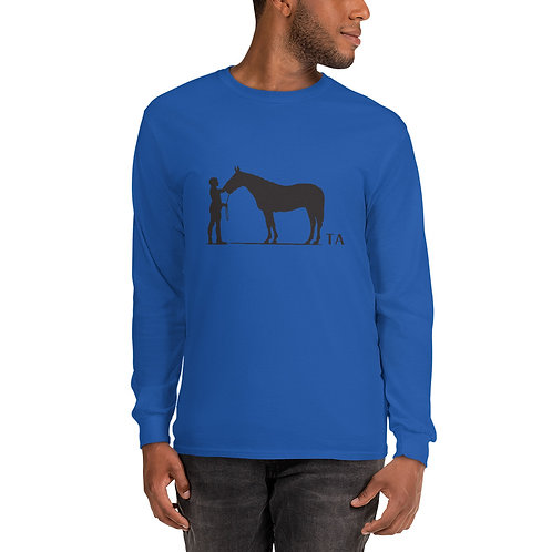 The TA Men's Long Sleeve Shirt