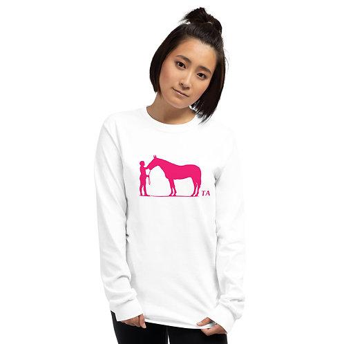 TA PINK - Unisex Long Sleeve Shirt