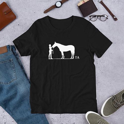 The TA - Short-Sleeve Unisex T-Shirt