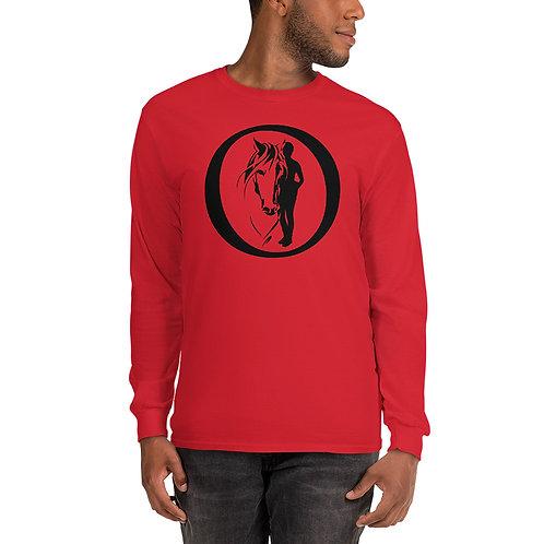 H.E.L.P. -O- Men's Long Sleeve Shirt