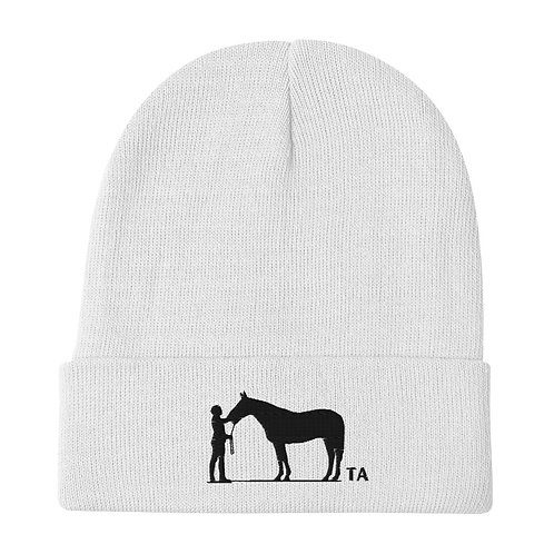 The BIG TA - Embroidered Beanie