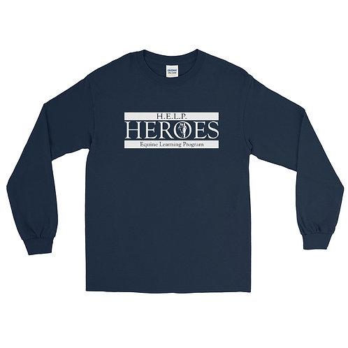 HEROES - Men's Long Sleeve Shirt