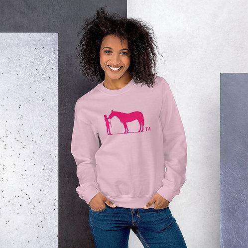 The TA PINK - Unisex Sweatshirt
