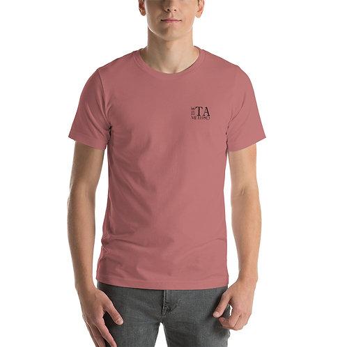 "The TA Method ""Printed"" Short-Sleeve Unisex T-Shirt"