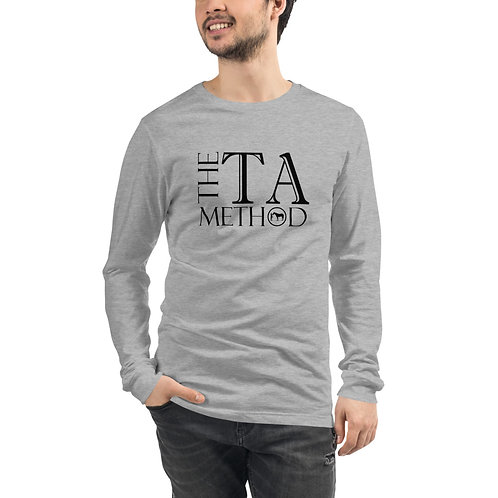 The TA Method - Unisex Long Sleeve Tee