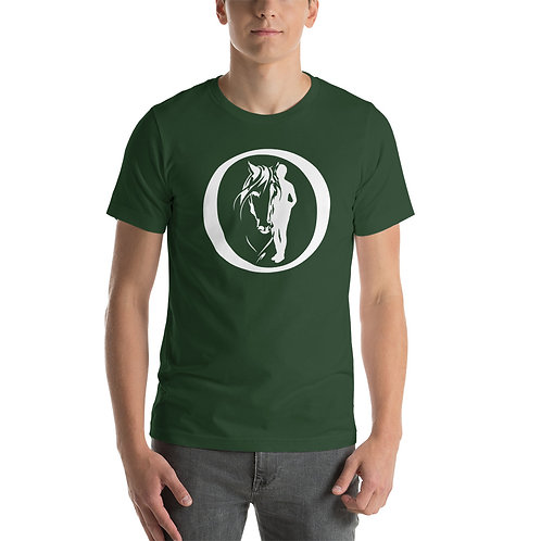 H.E.L.P. -O- Short-Sleeve Unisex T-Shirt