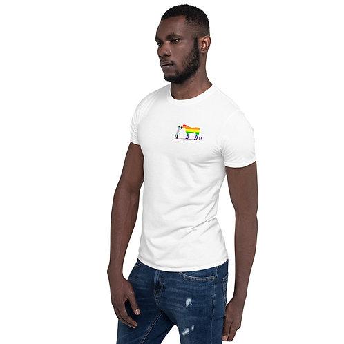 LGBTQ+ TA Short-Sleeve Unisex T-Shirt
