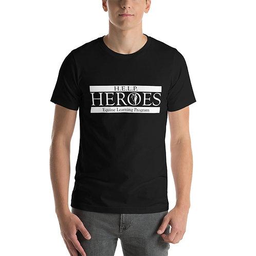HEROES - Short-Sleeve Unisex T-Shirt