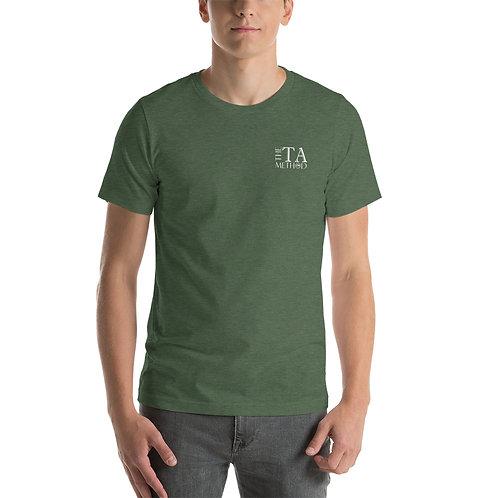 The TA Method - Small - Short-Sleeve Unisex T-Shirt
