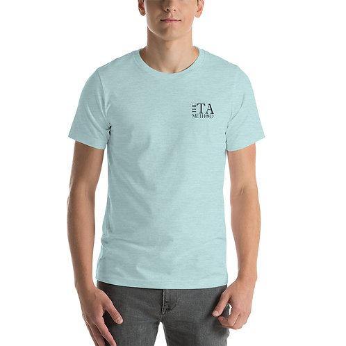 "The TA Method ""Print"" Short-Sleeve Unisex T-Shirt"