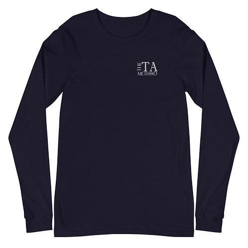 The TA Method - Unisex Long Sleeve Tee