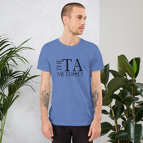 The TA Method - Short-Sleeve Unisex T-Shirt