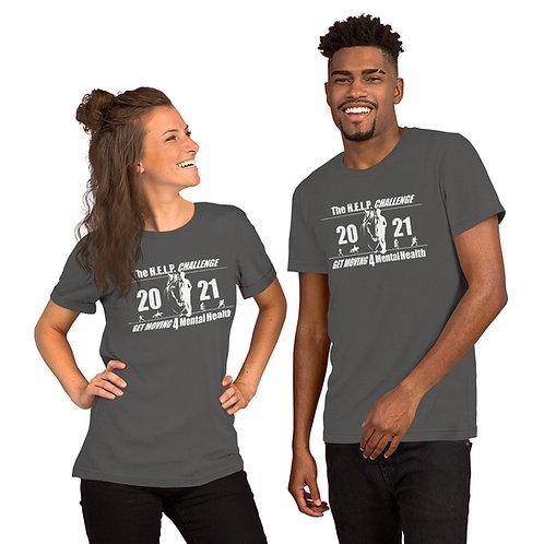 The H.E.L.P. Challenge Short-Sleeve Unisex T-Shirt