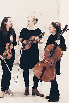 Meri Englund and her chamber music group