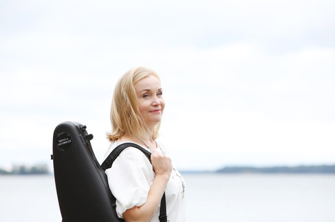 Meri Englund | Espoo Helsinki | Finnish violinist