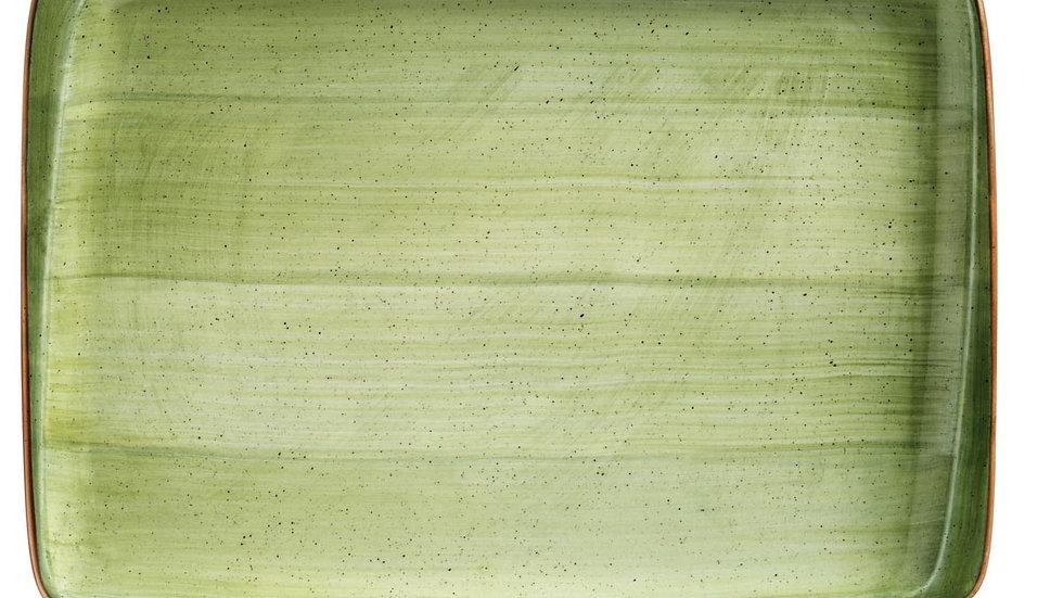 Bonna, BANDEJA RECTANGULAR THERAPY MOOVE 36x25c. PACK 6 UNIDADES