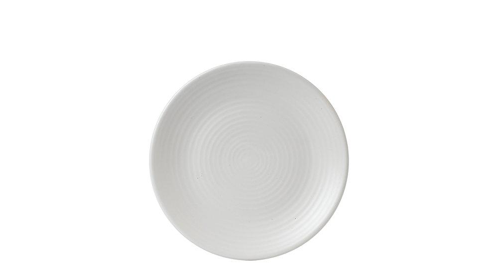 Vajilla Dudson Evo Pearl plato llano EVOPPC221 22.9cm Lote de 6 platos