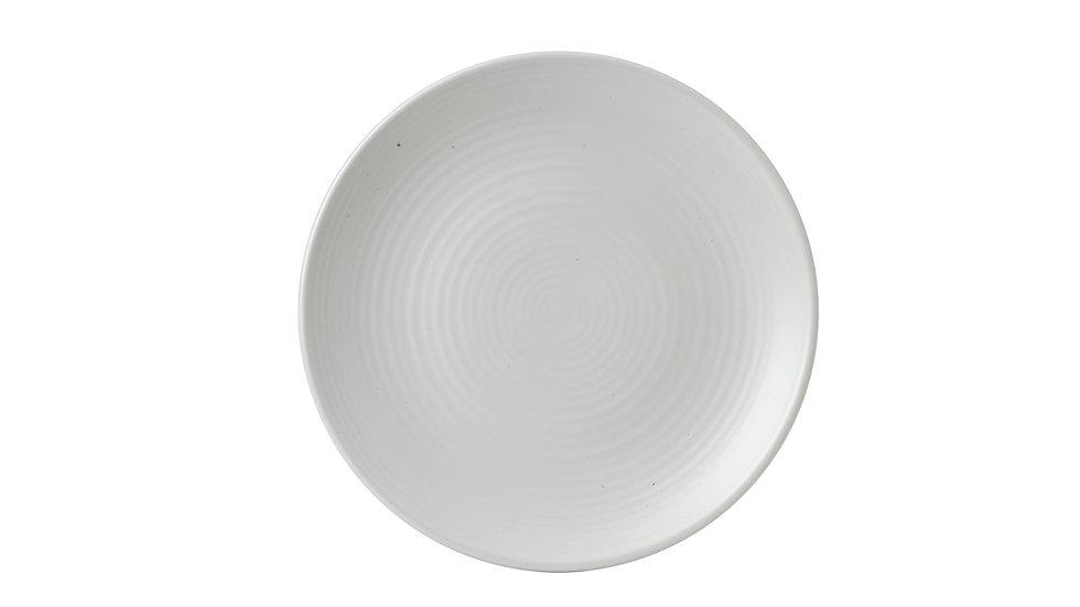 Vajilla Dudson Evo Pearl plato llano EVOPPC271 27.3cm Lote de 6 platos
