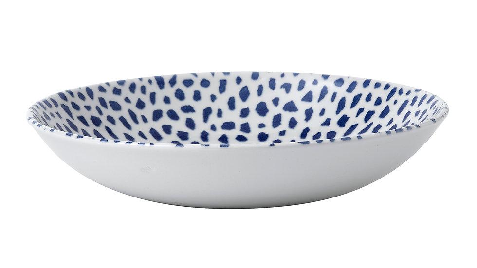 """Terrazzo Blue Coupe Bowl TZBLEVB91 24.8cm 93⁄4"""" 113.6cl 40oz Ctn Qty 12"""