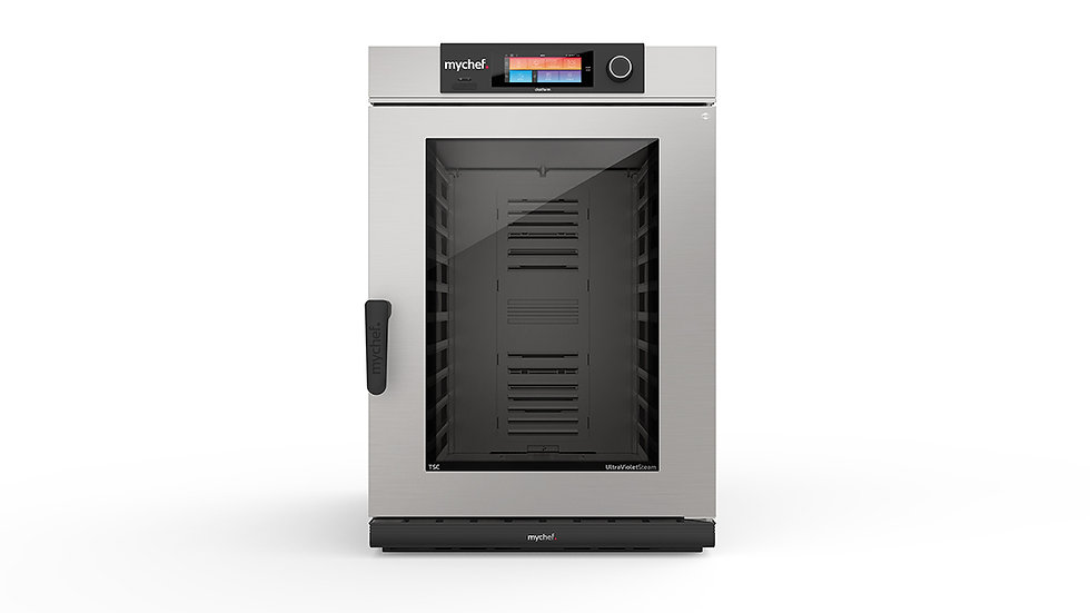 HORNO MYCHEF EVOLUTION SERIE L - 10 GN 2/1