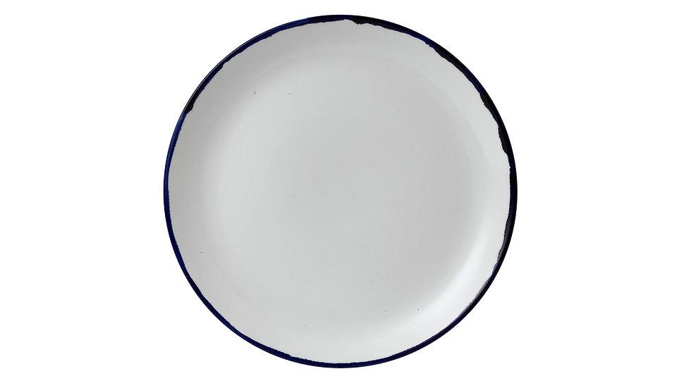 """Harvest Ink Coupe Plate HVINEV111 28.8cm 111⁄4"""" Ctn Qty 12"""