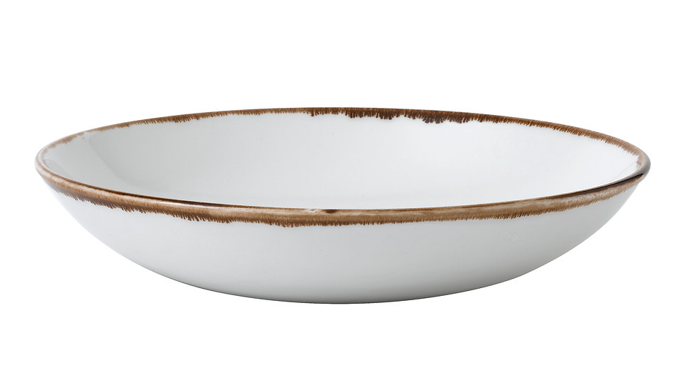 "Harvest Natural Coupe Bowl HVNAEVB91 24.8cm 93⁄4"" 113.6cl 40oz Ctn Qty 12"