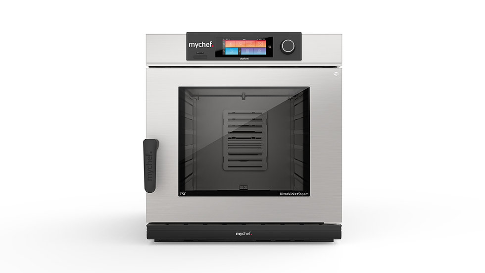 HORNO MYCHEF EVOLUTION SERIE L - 6 GN 1/1