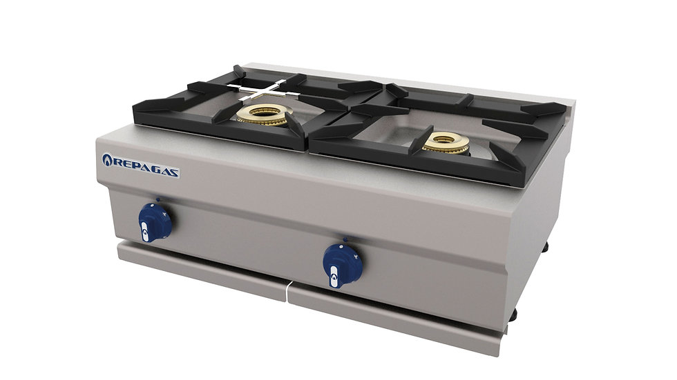 Cocinas a gas REPAGAS  CG-520/M