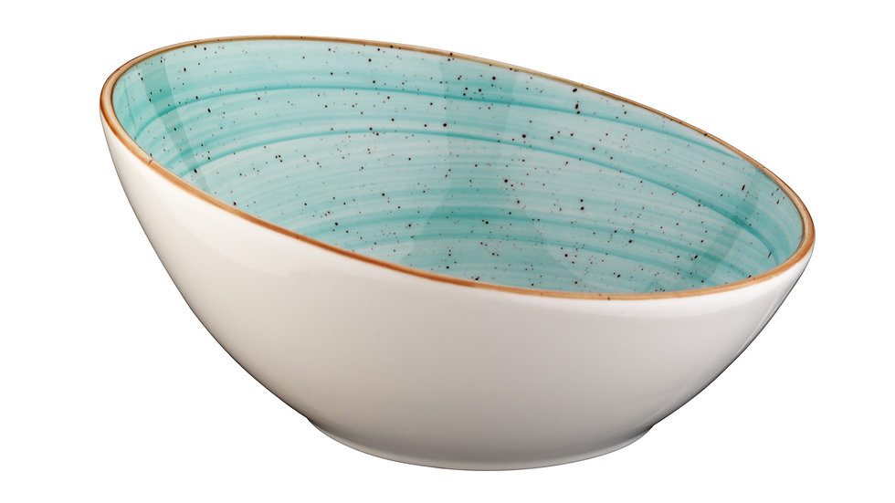 Bonna, BOWL AQUA 40cl - ø18cm. PACK 6 UNIDADES
