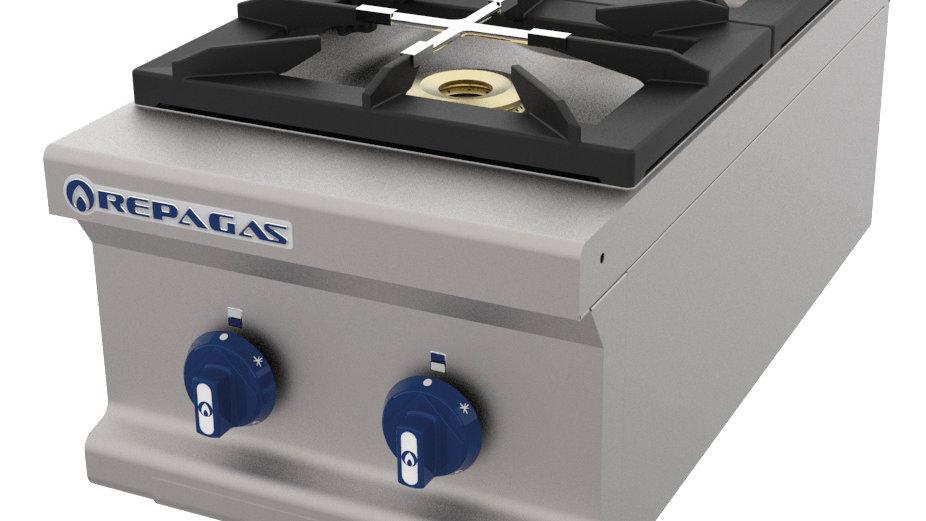 Cocina gas Repagas CG-720/M LC serie 750