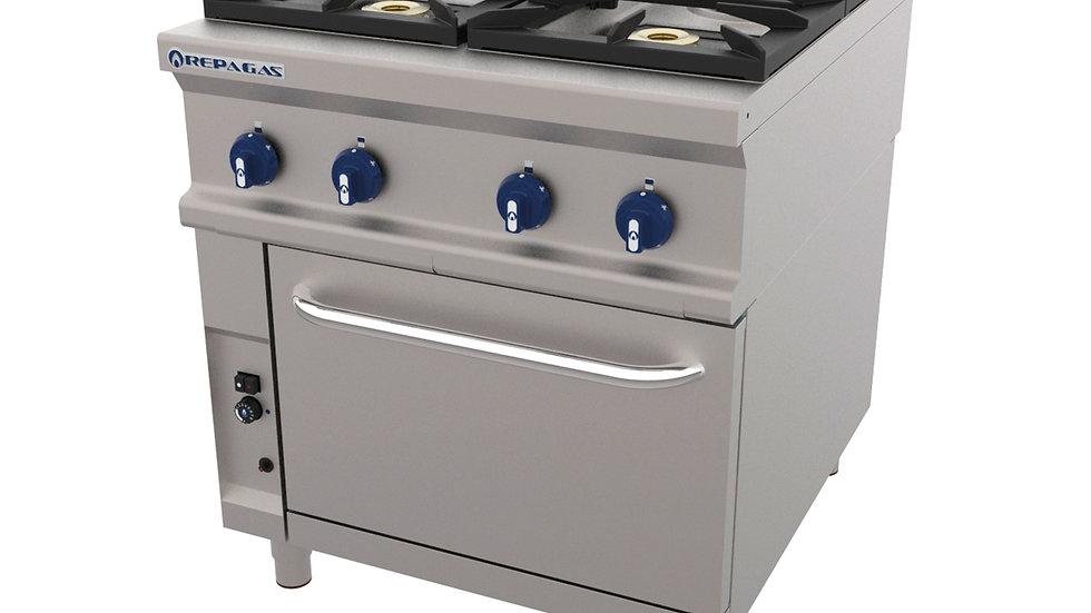 Cocina Industrial REPAGAS CG-941 LC