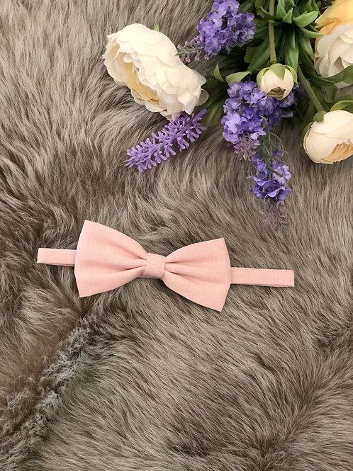 Bow Tie Blush