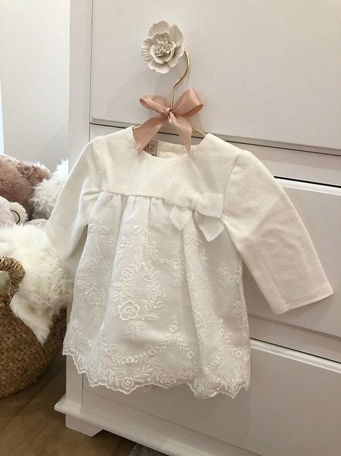 Dress Ivory Lace