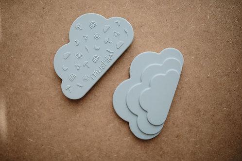 Cloud Teether Stone