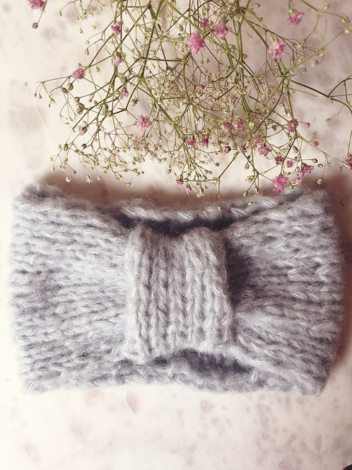 Knitted Headband 9